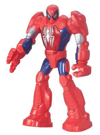 Figura Mega Armadura Spiderman Playskool,,hi-res