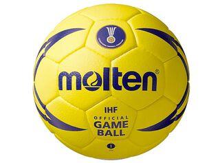Pelota Handball Serie 5000 N°2 Molten,Mostaza,hi-res