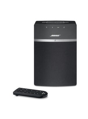 PARLANTE WIFI BOSE SOUNDTOUCH 10 NEGRO
