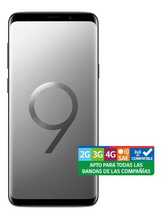 Smartphone Samsung Galaxy S9 Plus Gris Liberado,,hi-res