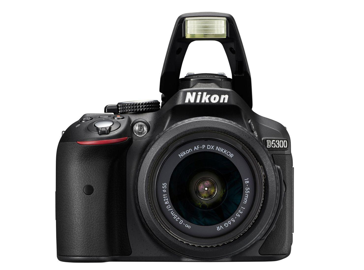 95e111a5e7d8 Cámara Reflex Nikon D5300 L 18-55