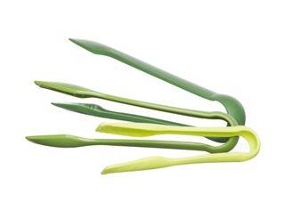 Set 3 Pinzas de Cocina Verde Attimo,,hi-res