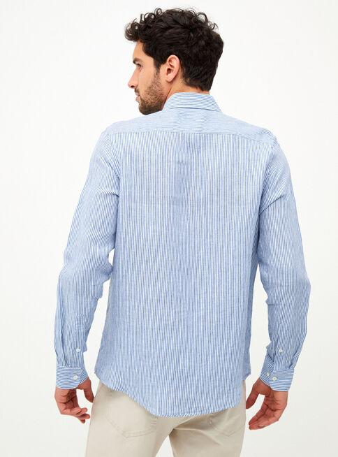 Camisa%20Manga%20Larga%20Lino%20Rayas%20Bicolor%20Legacy%2CAzul%2Chi-res
