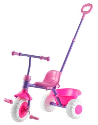 Triciclo con Guía Parental Niñas ROD002 GamePower,,hi-res