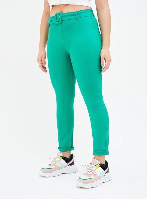 Jeans%20Color%20Skinny%20Cintur%C3%B3n%20T42-T44-T46%20Opposite%2CVerde%20Olivo%2Chi-res