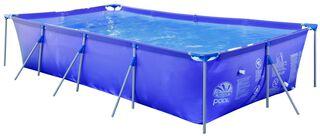 Piscina Rectangular Pool Estructural 300x207x70 sin filtro,,hi-res