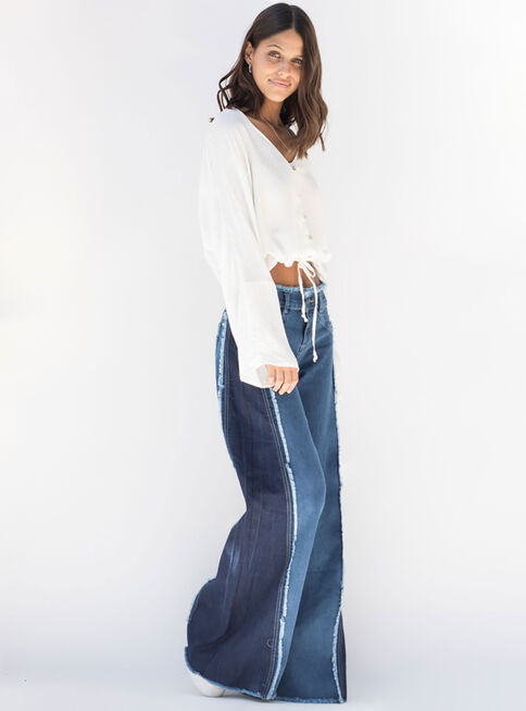 Jeans%20Palazzo%20Bicolor%20Lolita%20Pocket%2CAzul%2Chi-res