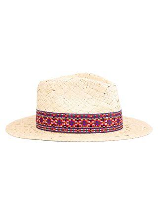 Sombrero Banda Roja Tejida Women Secret,Diseño 5,hi-res