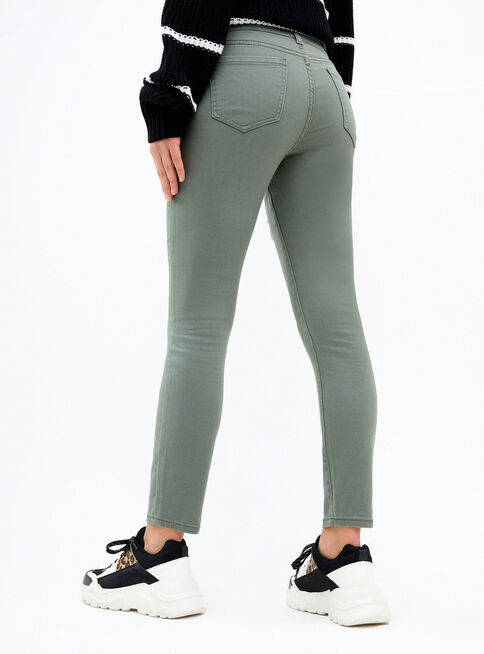 Jeans%20Color%20Skinny%205%20Pocket%20T36-T38-T40%20Opposite%2CVerde%20Claro%2Chi-res
