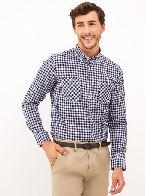Camisa%20Tradition%20Checks%20Azul%20Trial%C2%A0Sport%C2%A0%2CAzul%2Chi-res