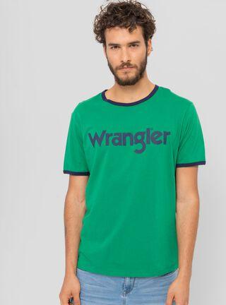 Polera Kabel Wrangler,Verde,hi-res