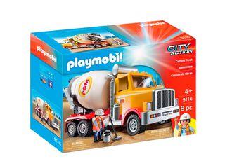 Camión de Cemento Playmobil,,hi-res