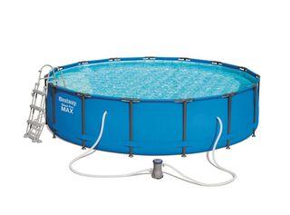 Piscina Estructural Redonda Max 4.57 m x 1.07 m Pool Set Bestway,,hi-res
