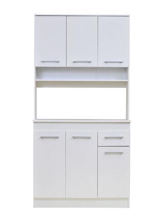 Kit Mueble de Cocina 6 Puertas 90x38x180 cm Mobikit,,hi-res