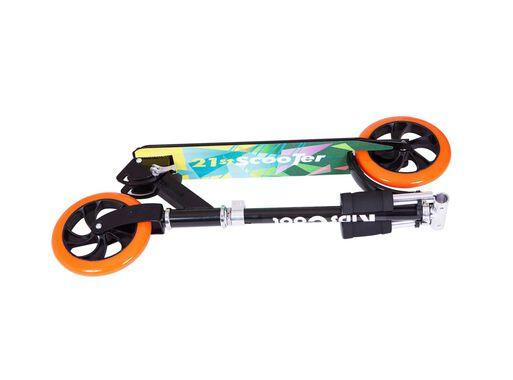 Super%20Big%20Scooter%20Negra%20Plegable%20Kidscool%2C%2Chi-res