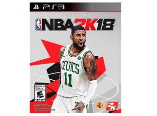 Juego PS3 NBA 2K18 Standard Edition,,hi-res