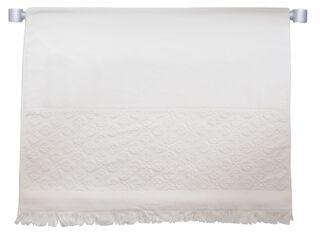 Toalla de Baño Greca 2 Sarah Miller Marfil 500 gr 70 x 140 cm,Marfil,hi-res