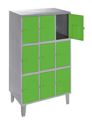 Lockers Colores 9 Puertas Movilockers,,hi-res