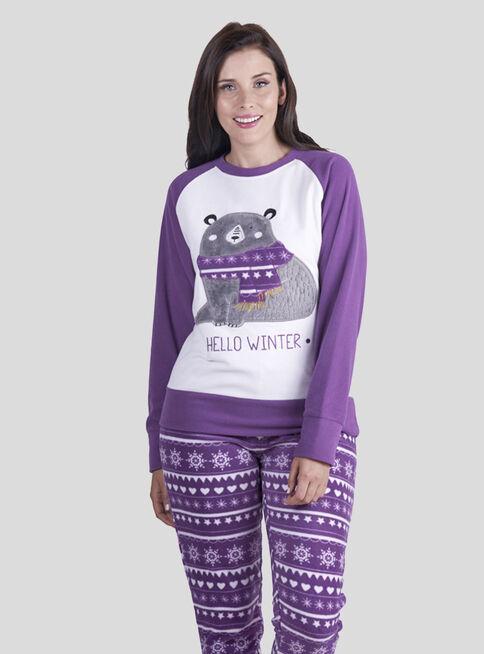 Pijama%20Coral%20Flecee%20Kayser%2CFucsia%2Chi-res