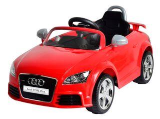 Auto TT Rojo Audi,,hi-res