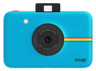 3fd23e1cda16f Cámara Digital Polaroid Snap Celeste