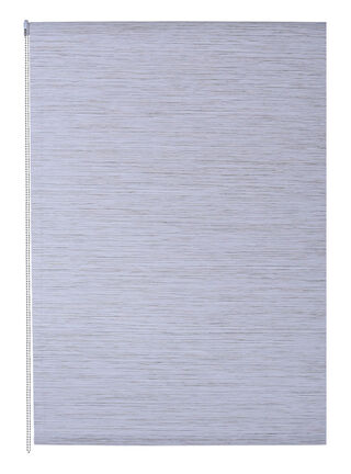 Cortina Roller Fibra Natural Blanco 150 x 170 cm Dib,,hi-res