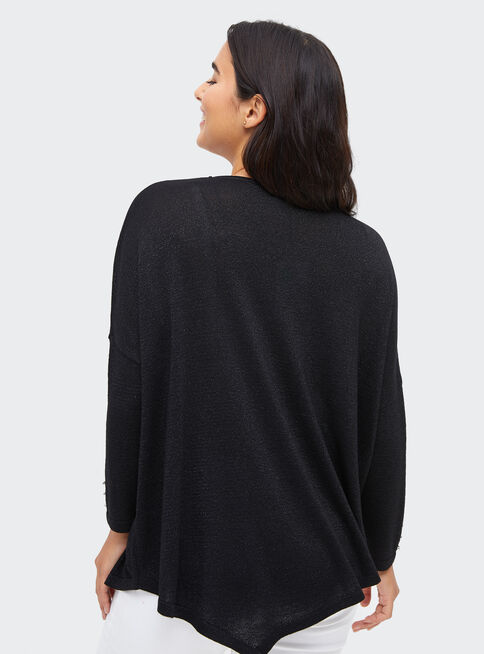 Sweater%20Lurex%C2%A0%20Plus%20Size%20Cyan%2CNegro%2Chi-res