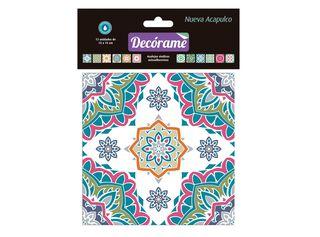Pack Adhesivo Vinil Acapulco Decórame 15 x 15 x 15 cm,,hi-res