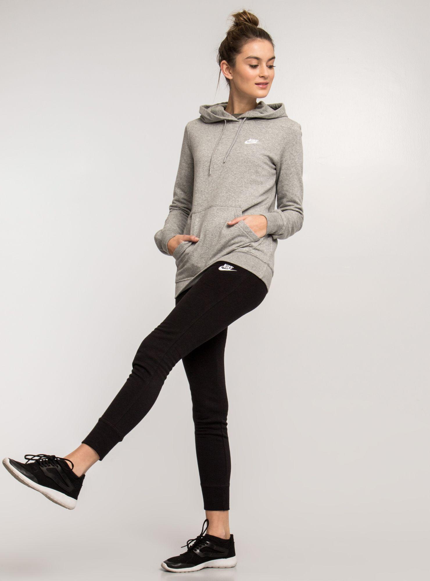 Pantalón Nike Fitness Mujer Flc Tight - Calzas y Pantalones  314b9e589e79