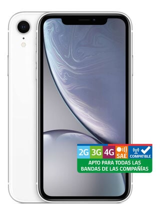 "iPhone XR 128GB White 6.1"" Liberado,,hi-res"