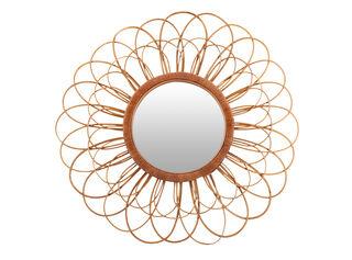 Espejo Rústico Flor Alaniz Home 23/60 x 3 cm,,hi-res