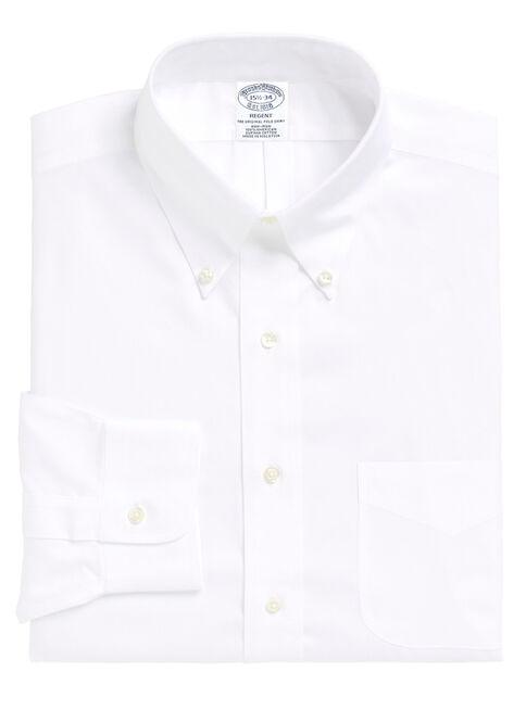 Camisa%20Lisa%20Blanca%20Non%20Iron%20Brooks%20Brothers%2CBlanco%2Chi-res