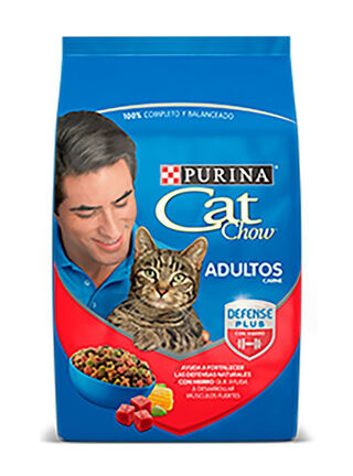 Alimento para Gato Adulto 15 kg Sabor Carne Purina Cat Chow,,hi-res