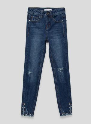f57a136c4 Jeans Urbanos Denim Niña Moon