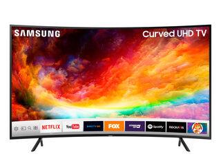 """LED 55"""" Samsung Smart TV Ultra HD 4K Curvo 55NU7300,,hi-res"""