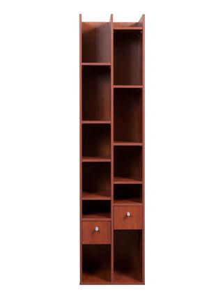 Librero Bellavista Cerezo 44x30x180 cm CIC,,hi-res