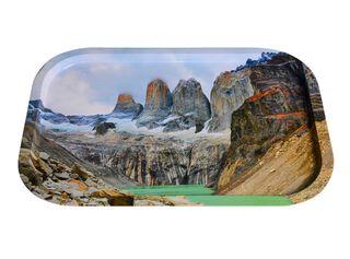 Bandeja Torres del Paine Metal 28 x 40 cm Andes1,,hi-res