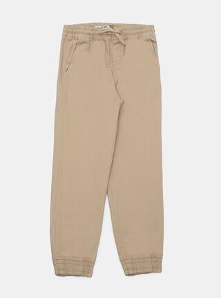 Pantalón Melt Básico Niño,Taupe,hi-res