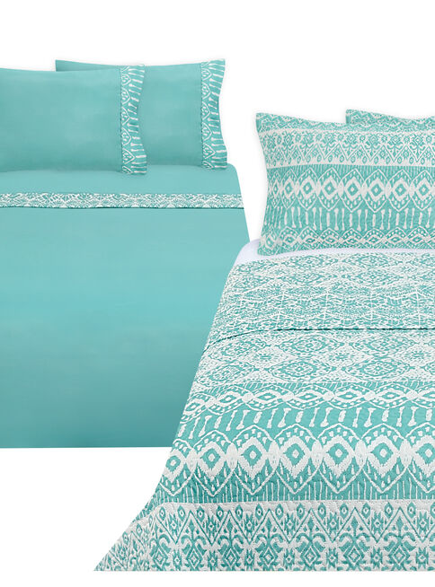 Pack%20Quilt%20%2B%20S%C3%A1bana%202%20Plazas%20Stylo%2CTurquesa%2Chi-res