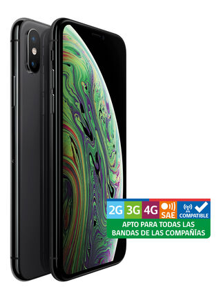 "iPhone XS 64GB Space Grey 5,8"" Liberado,,hi-res"