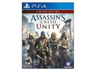 Juego PS4 Assassins Creed Unity Limited Edition,,hi-res
