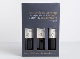 Caja 3 Botellas Casa Rivas Cabernet Sauvignon Viña San Pedro,,hi-res