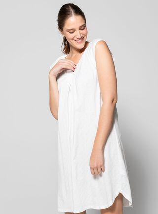 Camisa de Dormir Flower Viaressa,Celeste,hi-res