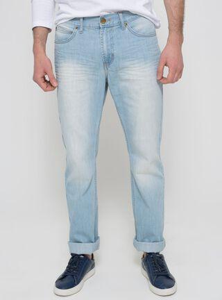 Jeans Clásico Focalizado Claro Lee,Azul,hi-res
