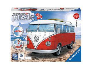 Puzzle Ravensburger Combi 3D 162 Piezas Caramba,,hi-res