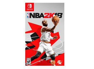 Juego Nintendo Switch NBA 2K18 Standard,,hi-res