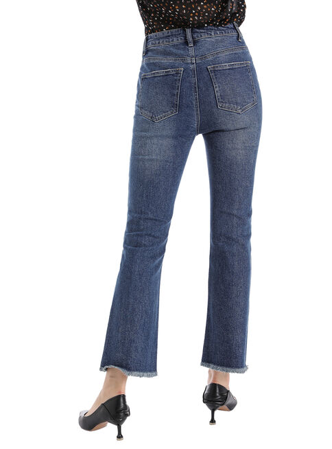 Jeans%20B%C3%A1sico%20Mini%20Flecos%20Nicopoly%2CAzul%2Chi-res