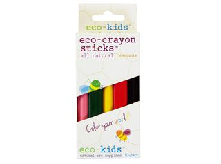 Set 10 Lápices Eco-Crayones Ecokids,,hi-res