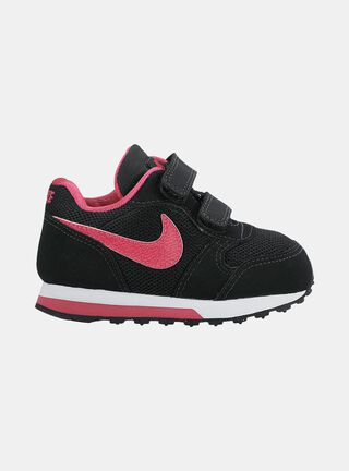 Zapatilla Nike MD Runner Urbana Niño,Negro,hi-res