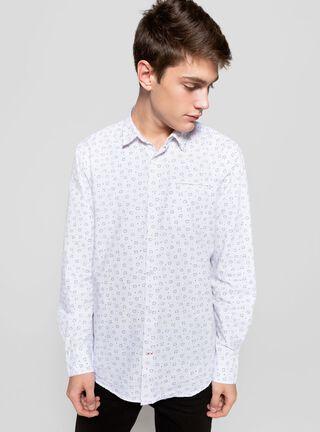 Camisa Manga Larga Unlimited,Negro,hi-res